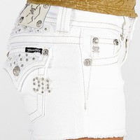 Miss Me Fray Hem Stretch Short - Women&#x27;s Shorts | Buckle