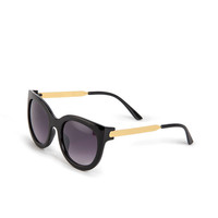 Thin Metal Side Sunnies - 2020AVE