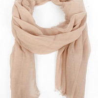 Oh My Gauzy Scarf $14