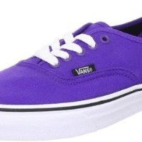 Vans Unisex Authentic Sneaker - Prism Violet Black