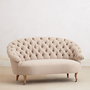 Tufted Priscilla Settee