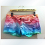 Hole punk shorts