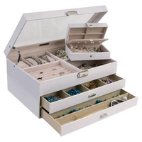 You should see this Alana Large Windowed Jewelry Box on Daily Fair!