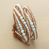 WAVY 5 WRAP BRACELET