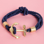Boy Oh Buoy Navy Blue Friendship Bracelet