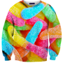 Gummy Worm Sweater