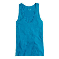 Vintage cotton tank