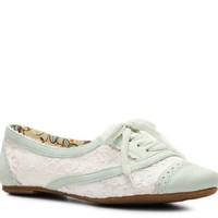 Not Rated Brandy Lace Oxford Flat