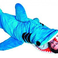 Sci-Fi Genre Full-Size Image for Chumbuddy 3 Shark Sleeping Bag - Adult Size