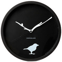 Kikkerland The Early Bird 8 Inch Wall Clock : Karmaloop.com - Global Concrete Culture