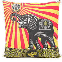 Obey The Peace Elephant Pillow : Karmaloop.com - Global Concrete Culture