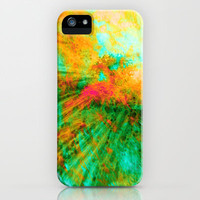 Dragon Fly iPhone Case by Gréta Thórsdóttir