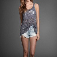 Audrey Shine Sweater Tank