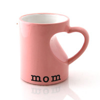 Mom Mothers Day Mug for New Mom
