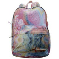 Rainbow Icecream Backpack