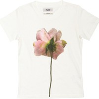Acne Mini Flower T-shirt