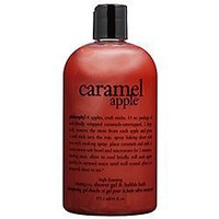 caramel apple | shampoo, shower gel & bubble bath | philosophy 16 oz.