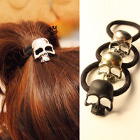 Skeleton lash hair bands