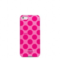 Coach :: Polka Dot Iphone 5 Case