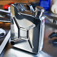 Jerry Can Hip Flask at Firebox.com