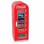 Coca-Cola Retro Vending Fridge at BrookstoneBuy Now!