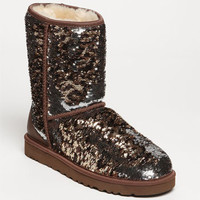 UGG Australia &#x27;Classic Short Sparkle&#x27; Boot (Women) | Nordstrom