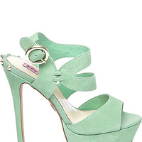 BetseyJohnson.com - ENDALL MINT GREEN