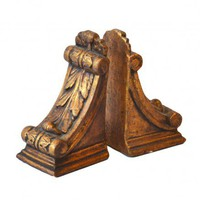 Stunning Gold French Style Bookends