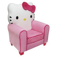 Magical Harmony Kids Hello Kitty Icon Chair