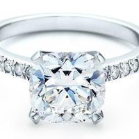 Tiffany &amp; Co. | Engagement Rings -Tiffany Novo 