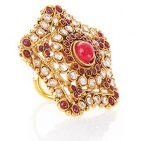Sitara Ring - INDIAN BAZAAR Sitara Ring