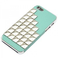 Handmade Hot Rivet Case For iPhone 5