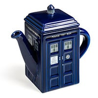 Doctor Who TARDIS Teapot - Blue