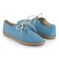 Canvas Espadrille Shoes