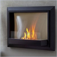 Real Flame &quot;The Envision&quot; Ventless Wall Mounted Gel Fireplace - 705-XX