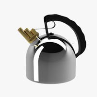 ALESSI MELODIC KETTLE BY RICHARD SAPPER from Design 55 | Made By Alessi | £169.00 | Bouf