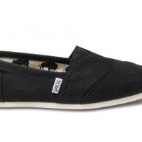 Black Canvas Classics | TOMS.com