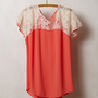Lace Penumbra Blouse