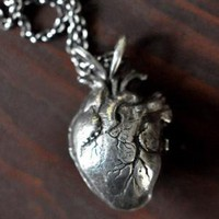 Pamela Love Human Heart Locket