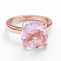 Kohl's Cares Jennifer Lopez Rose Gold Tone Simulated Crystal Ring