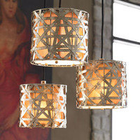 Alita Basketweave Lights