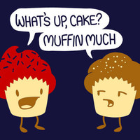 Muffin Much T-Shirt | SnorgTees