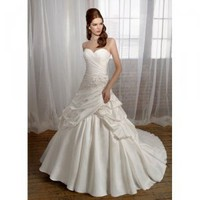 A-line Sweetheart Satin with Beading and Embroider Wedding Dress [TWL20110822001] - $173.99 : wedding fashion, wedding dress, bridal dresses, wedding shoes