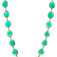 Green Onyx Necklace on HauteLook