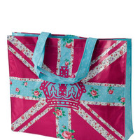 ROYAL ALBERT N/A Bright Union Jack Shopping Bag