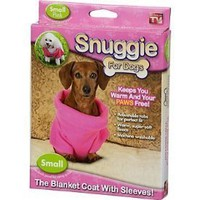 Snuggie for Dogs in Pink Small - As Seen on TV:Amazon:Pet Supplies