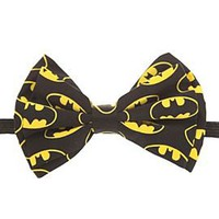DC Comics Batman Logo Bow Tie - 663338