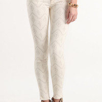 Bullhead Black Native River Ankle Skinniest Jeans at PacSun.com