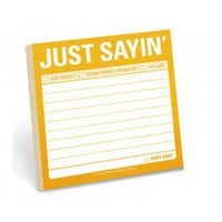 Just Sayin&#x27; Sticky Notes