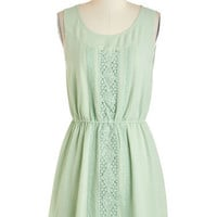 Sage My Name Dress | Mod Retro Vintage Dresses | ModCloth.com